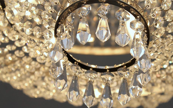 Cheltenham Antique Crystal Chandeliers Market