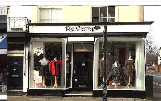 Revamp Cheltenham